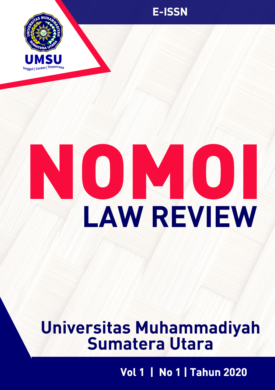 NOMOI Law Review