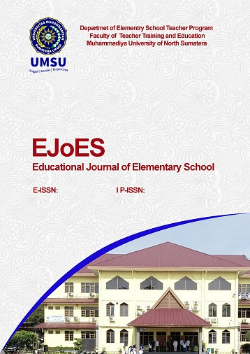 Educational Journal of Elementary School (EJoES)